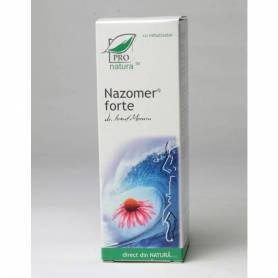 Nazomer Forte - Spray nazal - 50ml - Medica