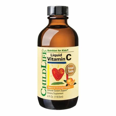 vitamina c cu zinc