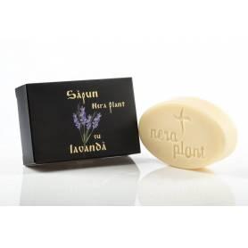 Sapun natural cu lavanda 110g - Nera Plant