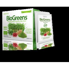 Biogreens superaliment 28plicuri Zenyth