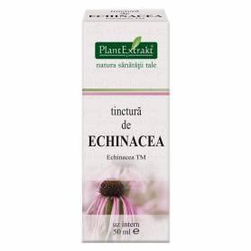 Tinctura de ECHINACEA - 50ml - PlantExtrakt
