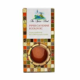 Piper Cayenne eco-bio 40g - Longevita