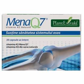 Mena Q7 - Vit K2 Naturala 30cps - Plantextrakt