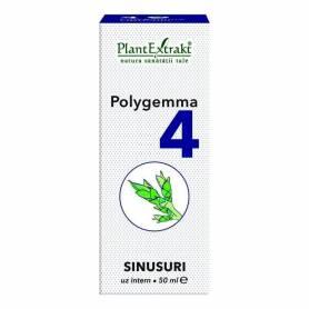 Polygemma 4 - Sinusuri 30ml Plantextrakt