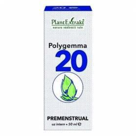 Polygemma 20 - Premenstrual 50ml Plantextrakt
