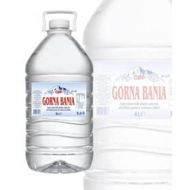 APA NATURAL ALCALINA, GORNA BANIA 0,5l, 1,5l, 6l, 10l