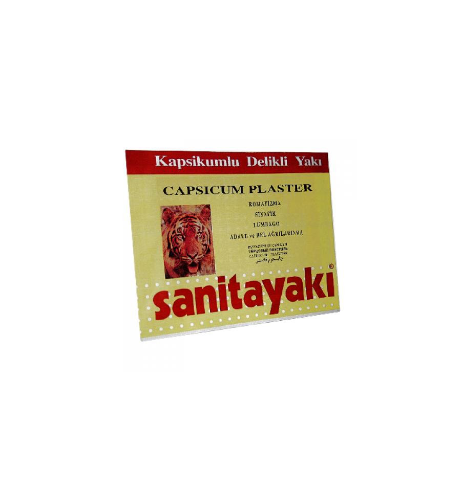 Plasture antireumatic SanitaYaki