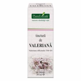Tinctura de VALERIANA - 50ml - PlantExtrakt