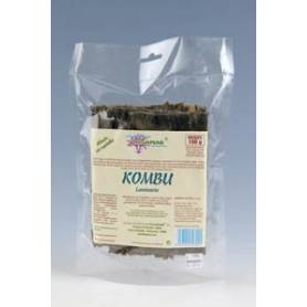 Alge Kombu raw eco-bio 100g Algamar