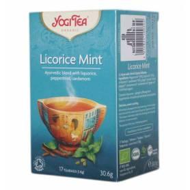 CEAI LEMN DULCE si MENTA 17pl ECO-BIO - Yogi Tea