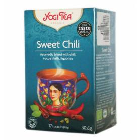 CEAI ARDEI DULCE 17pl ECO-BIO - Yogi Tea