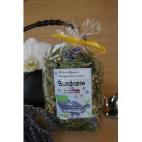 Ceai Bunatate de paducel bio 45g - Biofarmland