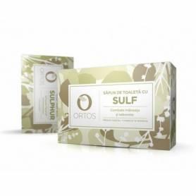 SAPUN CU SULF 100g, Ortos
