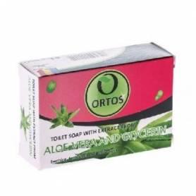 Sapun de toaleta cu Aloe Vera si Glicerina 100g, Ortos