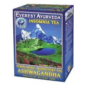 Ceai ayurvedic insomnii - ASHWAGANDHA - 100g Everest Ayurveda