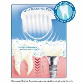 Set Periuta de dinti cu ultrasunete Copii - Emmi-dent