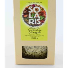 Seminte de canepa 100g decorticate Solaris