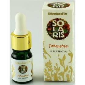 Ulei esential de TURMERIC 5ml - Selection d'Or Solaris
