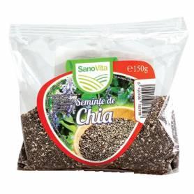 Seminte de Chia 150g Sanovita