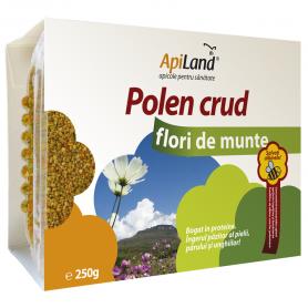 Polen CRUD de Flori de Munte 250g - Apiland