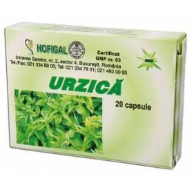 URZICA 400mg 20cps - Hofigal