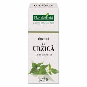 Tinctura de URZICA - Urtica dioica - 50ml - PlantExtrakt
