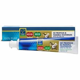 Pasta de dinti cu Manuka, Propolis si ulei de Tea Tree 100g - Manuka Health NZ