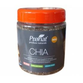Seminte de Chia 350g Borcan Pet Pronat