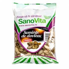 Seminte Dovleac 100g Sanovita