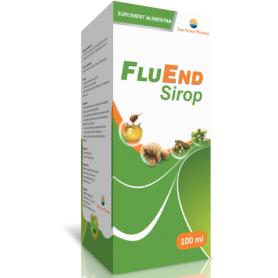 FluEnd sirop 100ml - Sun Wave Pharma