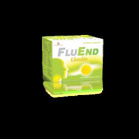 FluEnd Lamaie 20cp de supt - Sun Wave Pharma
