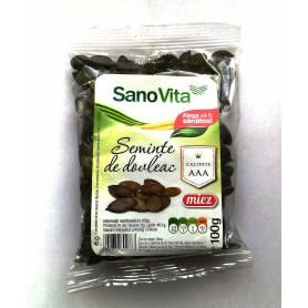 Seminte Dovleac Calit AAA 100g Sanovita
