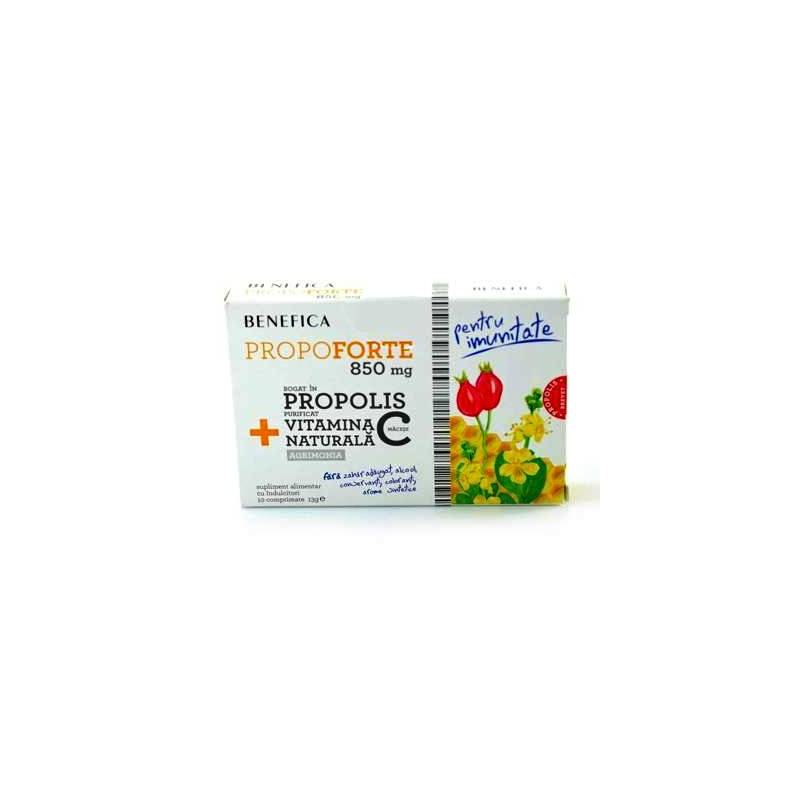 PROPOFORTE 850mg 10cpr - BENEFICA