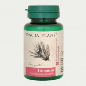 Triomicin Pectoral 60cp - Dacia Plant