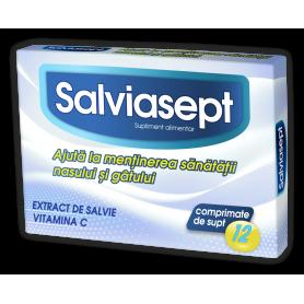 Salviasept - 12cp - Zdrovit