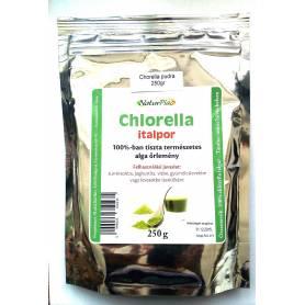 Chlorella pulbere 250g Madal