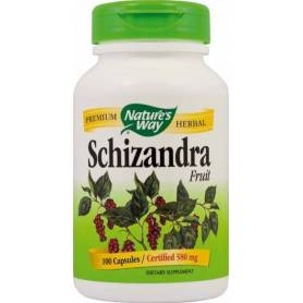 SCHISANDRA 580mg 100cps veg - Natures Way - Secom
