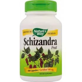 SCHISANDRA 580mg 100cps veg - Natures Way - Secom