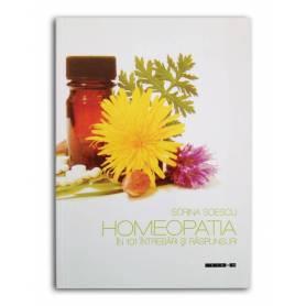 101 intrebari si raspunsuri despre homeopatie - carte - Sorina Soescu