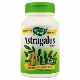 ASTRAGALUS 470mg 100cps veg - Natures Way - Secom