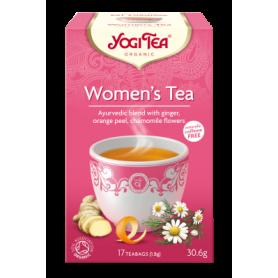 CEAI PENTRU FEMEI 17pl ECO-BIO - Yogi Tea