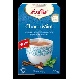 CEAI CACAO SI MENTA 17pl ECO-BIO - Yogi Tea