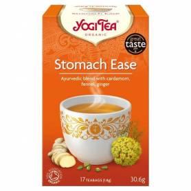 CEAI DIGESTIV - STOMAC USOR - 17pl ECO-BIO - Yogi Tea