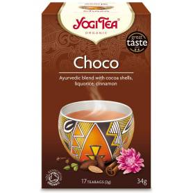 CEAI CHOCO 17pl ECO-BIO - Yogi Tea