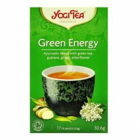 CEAI ENERGIE VERDE 17pl ECO-BIO - Yogi Tea