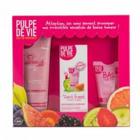 Beauty Box - Set cadou - Pulpe de Vie