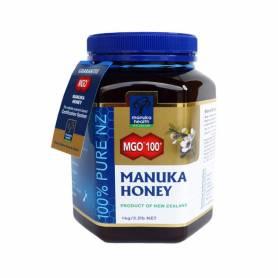 Miere MANUKA - MGO 100 - UMF 10+ - 1kg - Manuka Health NZ