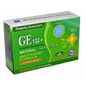 GE 132 Antioxidant Plus Natural 60cps