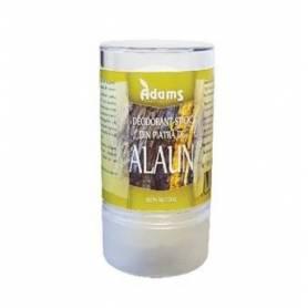 Piatra de alaun 120g - deodorant natural - Adams