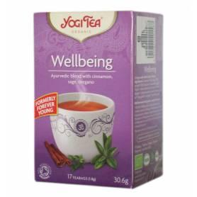 CEAI STARE DE BINE17pl ECO-BIO - Yogi Tea